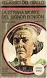 Cover of La strana morte del Signor Benson