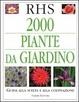 Cover of 2000 piante da giardino