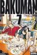 Cover of Bakuman #7