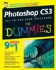 Cover of Photoshop CS3 All-in-One Desk Reference For Dummies