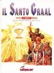 Cover of ! SCHEDA DOPPIA - il santo Graal a fumetti