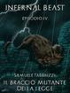 Cover of Il braccio mutante della legge