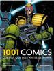 Cover of 1001 cómics que hay que leer antes de morir
