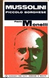 Cover of Mussolini piccolo borghese