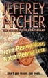 Cover of Not a Penny More, Not a Penny Less