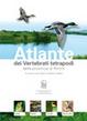 Cover of Atlante dei Vertebrati tetrapodi della provincia di rimini