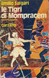 Cover of Le tigri di Mompracem