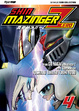 Cover of Shin Mazinger Zero vol. 4