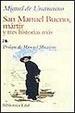 Cover of SAN MANUEL BUENO, MARTIR Y TRES HISTORIAS MAS