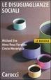 Cover of Le disuguaglianze sociali