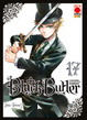 Cover of Black Butler vol. 17