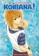 Cover of Koibana! vol. 2