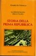Cover of Storia della prima repubblica