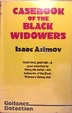 Cover of Casebook of the Black Widowers