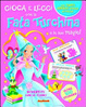 Cover of Fata turchina e le sue magie. Con stickers