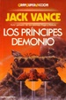 Cover of Los príncipes demonio 1
