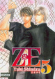 Cover of Ze Volume 5 (Yaoi)