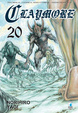 Cover of Claymore vol. 20