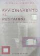 Cover of Avvicinamento al restauro