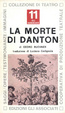 Cover of La morte di Danton