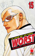 Cover of Worst vol. 15