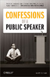 Cover of Confessions of a Public Speaker