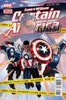 Cover of Captain America: Sam Wilson Vol.1 #8