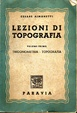 Cover of Lezioni di topografia
