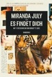 Cover of Es findet dich