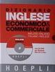 Cover of Dizionario Inglese Economico & Commerciale