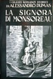 Cover of La signora di Monsoreau