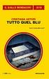 Cover of Tutto quel blu
