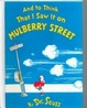 Cover of And to Think That I Saw It on Mulberry Street