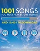 Cover of 1001 Songs You Must Hear Before You Die