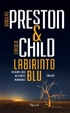 Cover of Labirinto blu