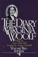Cover of Diary of Virginia Woolf Volume 2