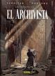 Cover of El archivista