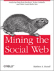 Cover of Mining the Social Web