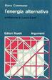 Cover of L'energia alternativa