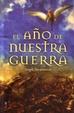 Cover of EL AÑO DE NUESTRA GUERRA