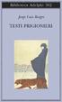 Cover of Testi prigionieri