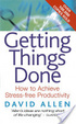 Cover of Getting Things Done