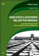 Cover of Sono stato l'assistente del dottor Mengele