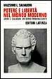 Cover of Potere e libertà nel mondo moderno