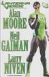 Cover of Lanterna Verde di Alan Moore, Neil Gaiman e Larry Niven