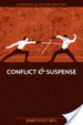 Cover of Elements of Fiction Writing - Conflict and Suspense