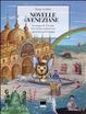 Cover of Novelle veneziane. La magia di Venezia raccontata attraverso quaranta personaggi