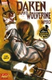 Cover of Daken Dark Wolverine n. 1: Impero