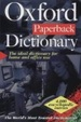 Cover of The Oxford Paperback Dictionary