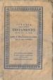 Cover of Istoria dell'Antico Testamento divisa per le vite dei santi e personaggi illustri che in esso fiorirono